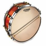 evans orchestral 300 snare side drum head