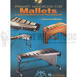 whaley-primary handbook for mallets (w/cd)