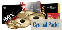 Cymbal Packs.