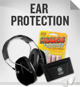 Ear Plugs and Hearing Protection.