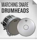 Marching Snare Drum Heads.