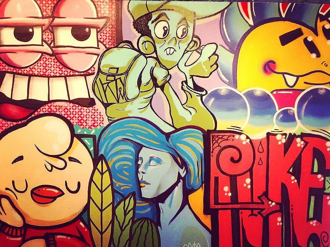Dia de SOPA NO MUSEU #esos #esosdesign #graffiti #graffitistyle #graffitilovers #graff #color #rj #ilustracao #nou #noucolors #mtn #mtn94 #illustration #streetstyle #streetart #streetartrio #urbanart #arteurbana #arte #artgallery #sketch #sketchoftheday #artoftheday