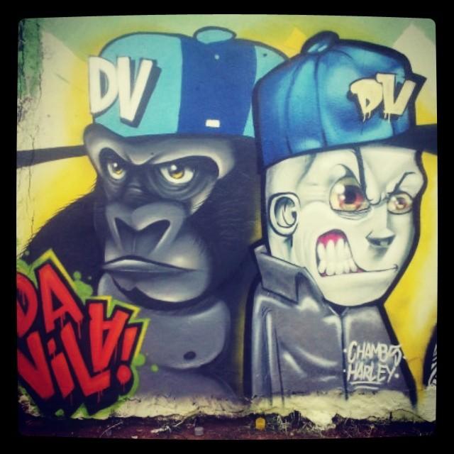 #davilanossomos #graffiti #harleydvs #harley #redmonsterdvs #graffiti #graffitiart #graffitiarte #graffitiartist #graffitisp #graffitibrasil #graffitilife #lifestyle #streetart #streetartsp #streetartbrasil #davilanossomos #pacrew #poluiçãoatomicacrew