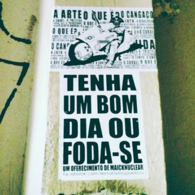 Compartilhado por: @misturaurbana em Apr 16, 2014 @ 11:29