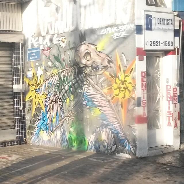 #streetartsp #streetartbrazil