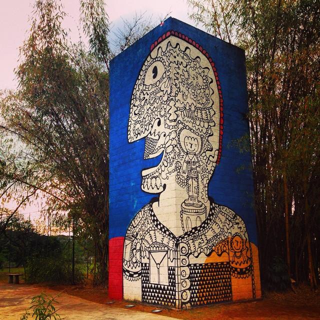 #streetart #urbanart #artederua #graffiti #saopaulo #sp #arteurbana #streetartsp #urbanartsp