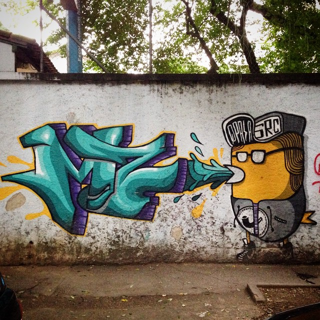 Compartilhado por: @samba.do.graffiti em Apr 23, 2015 @ 19:56