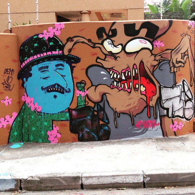 Compartilhado por: @samba.do.graffiti em Apr 28, 2015 @ 06:58