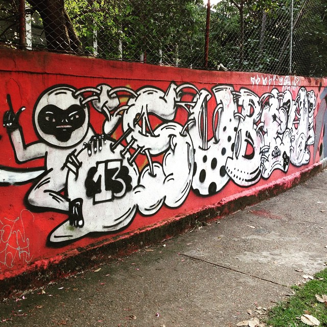 Compartilhado por: @samba.do.graffiti em May 05, 2015 @ 20:09