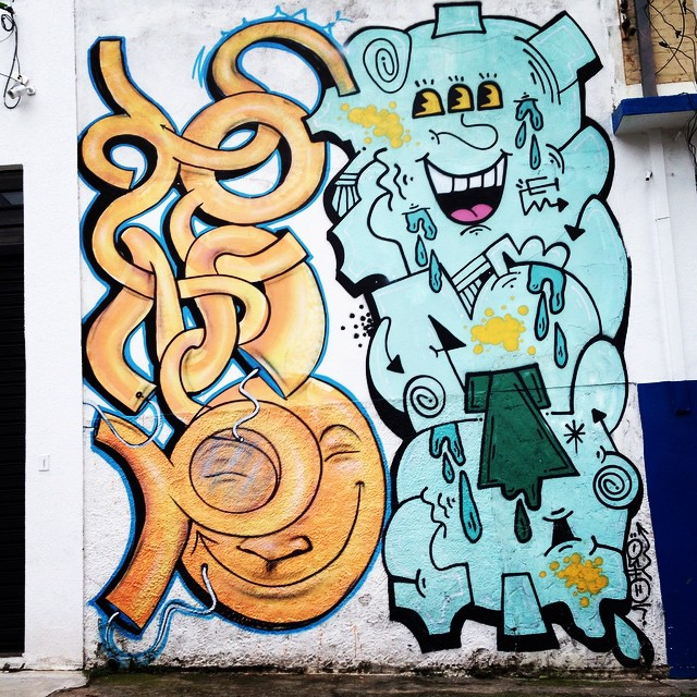 Compartilhado por: @samba.do.graffiti em May 15, 2015 @ 00:11