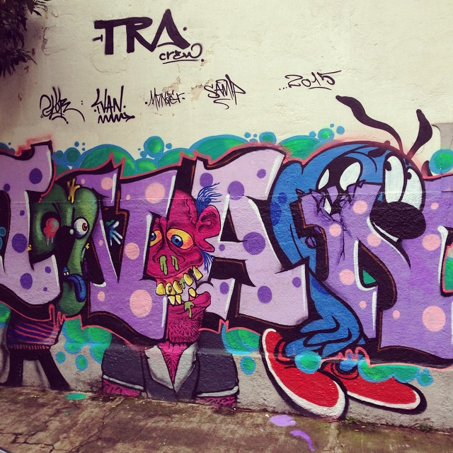 Compartilhado por: @samba.do.graffiti em May 16, 2015 @ 08:18