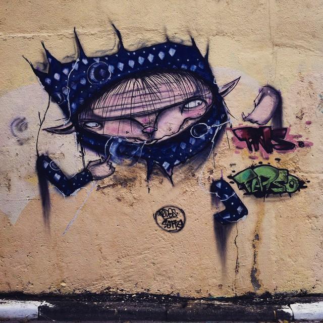 Compartilhado por: @streetartsaopaulosampa em May 21, 2015 @ 01:43