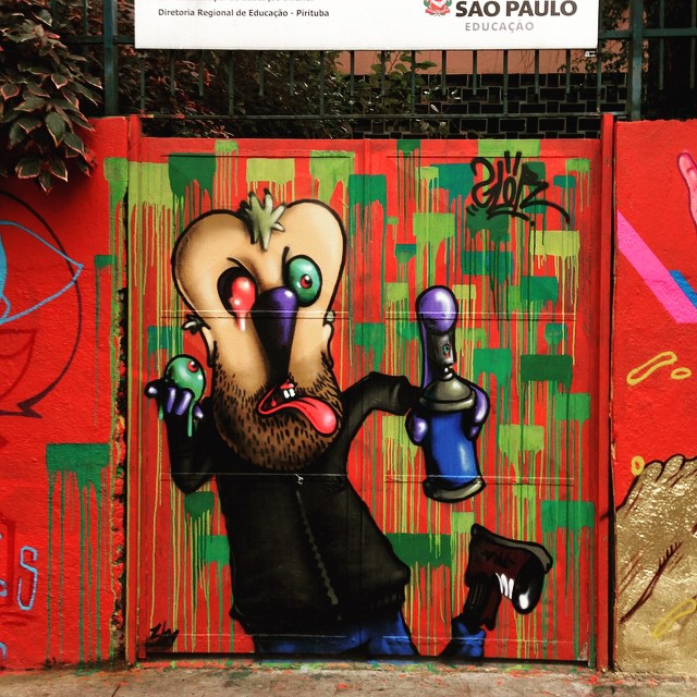 Compartilhado por: @samba.do.graffiti em Jun 07, 2015 @ 09:40