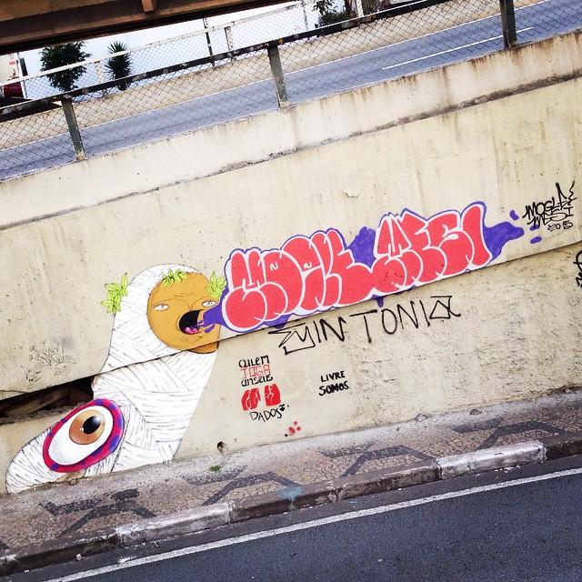 Compartilhado por: @samba.do.graffiti em Jun 16, 2015 @ 14:10