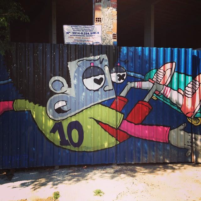 Compartilhado por: @samba.do.graffiti em Jun 17, 2015 @ 13:33