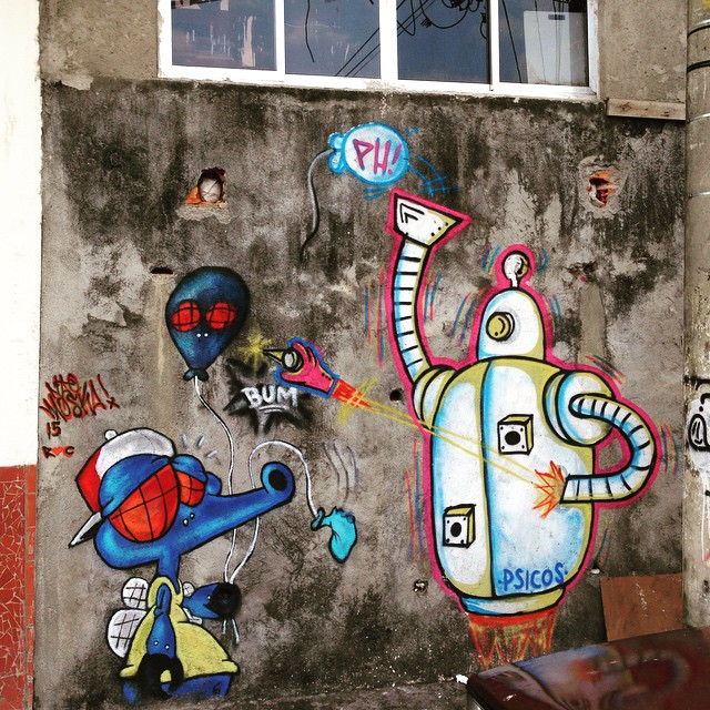 Compartilhado por: @samba.do.graffiti em Jun 19, 2015 @ 10:01