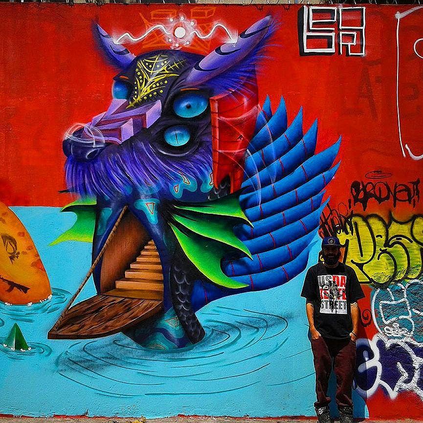 Compartilhado por: @tschelovek_graffiti em Oct 26, 2015 @ 14:09