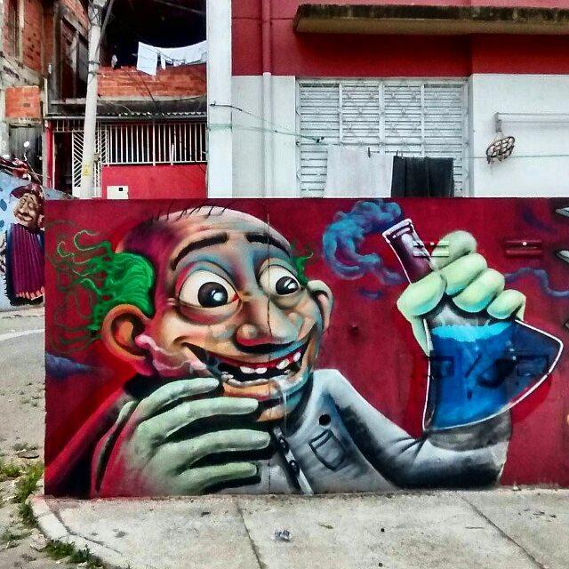 Compartilhado por: @tschelovek_graffiti em Nov 05, 2015 @ 15:21