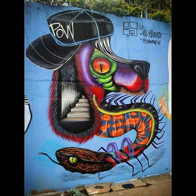 Compartilhado por: @tschelovek_graffiti em Dec 04, 2015 @ 08:31