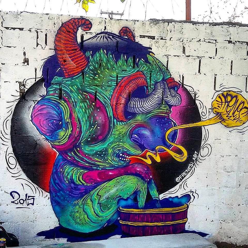 Compartilhado por: @tschelovek_graffiti em Dec 19, 2015 @ 07:16