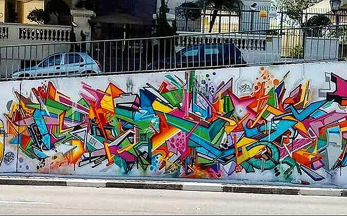 Compartilhado por: @tschelovek_graffiti em Dec 29, 2015 @ 10:16