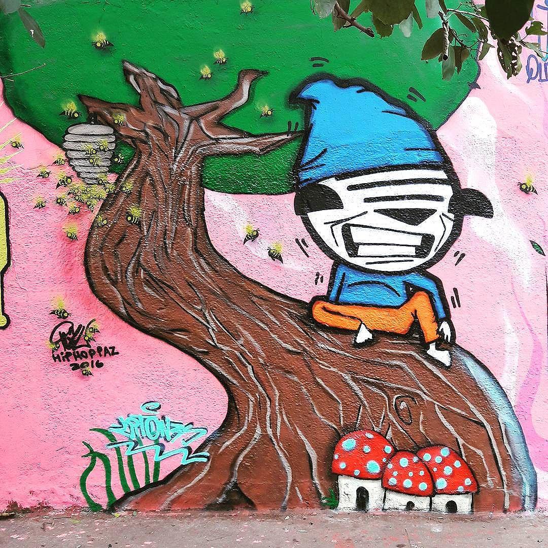 Compartilhado por: @samba.do.graffiti em May 10, 2016 @ 21:51