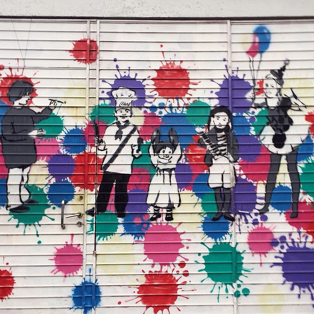 Unknown author São Paulo #streetartsp #pochoir #stencil #stencilism #plantilla #streetart #estêncil #streetartbr #streetartbrazil