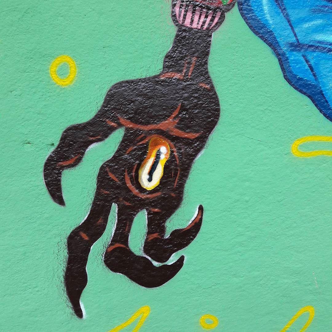 #graffitiart #graffitis #graffitiwall #graffiti #graphicdesign #grafitesp #grafite #graffitiartist #graffitiigers #graffiti_magazine #instagrafite #globalstreetart #streetartist #streetart #urbanart #urbanartist #wall #kisso #art #painting #graffitiporn #murals #arteurbana #arterua #mtn #elgraffiti #streetartsp #pixo #sampagraffiti #sprayart