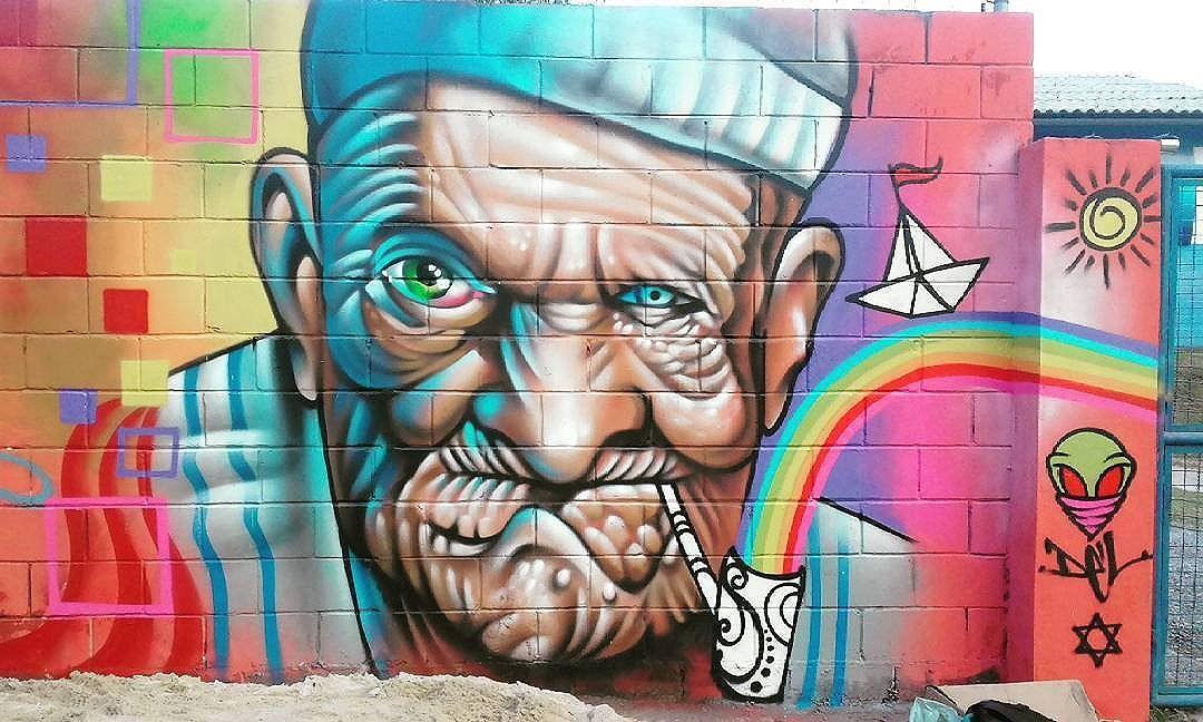 Compartilhado por: @tschelovek_graffiti em Jun 12, 2017 @ 22:00