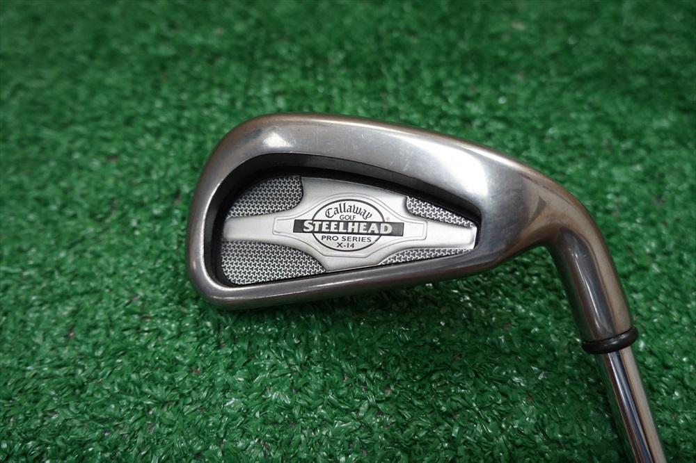 Callaway Golf Steelhead X14 Pro Series Irons