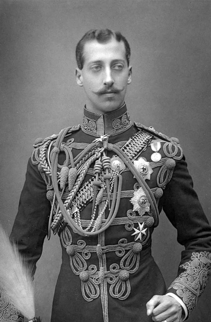 Iconic Wedding Dresses: Mary of Teck - Prince Albert Victor