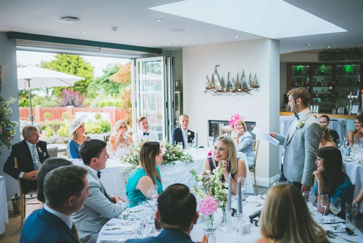 How to Write the Perfect Best Man Speech
