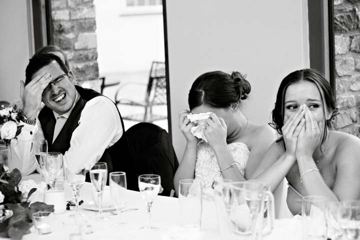 Father of the bride speech - Photo by Martin Dabek