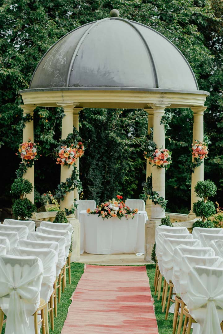 How much does a civil wedding ceremony cost?