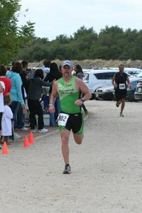 Travis Hoffman Triathlete