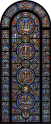 The World Christian Fellowship Window