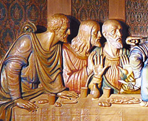 Amazon the last supper wood carvings religious gift wood