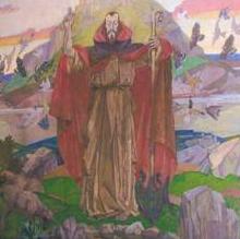 Cuthbert of Lindisfarne