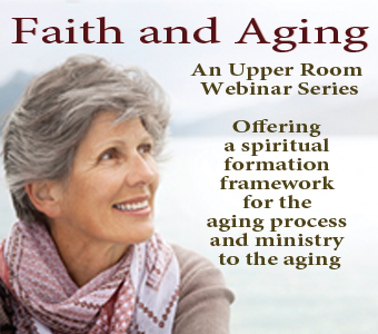 Faith and Aging Webinar Series with Missy Buchanan, Dan Moseley, Richard Morgan, Jane Thibault, and Rick Gentzler.  Hosted by Jerry Haas.