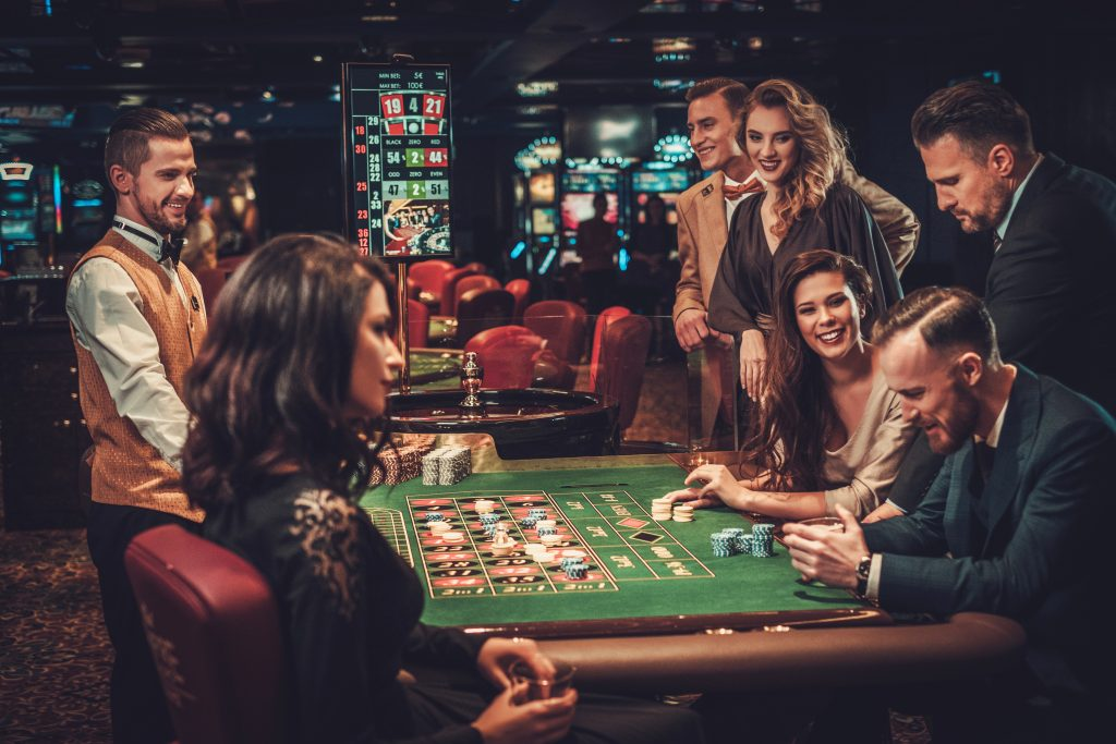 Services Offered by Venue Classic Casino Massage