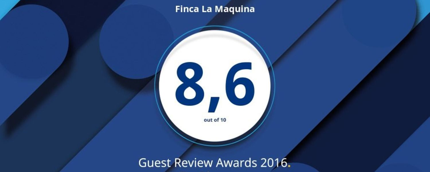 Guest Review Award de 2016