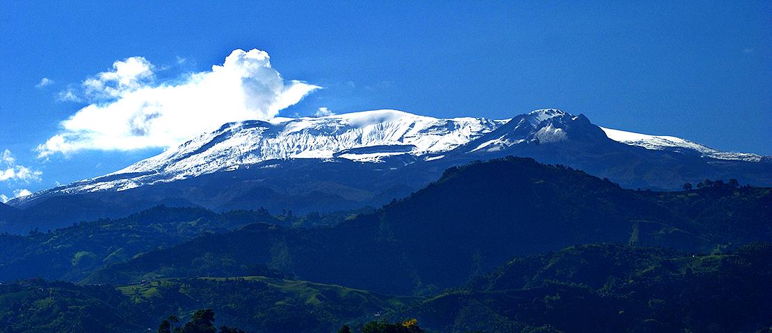 Nevado Del Ruiz, Una Maravilla Colombiana