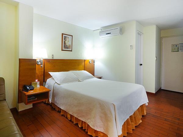 Habitaci n est ndar doble en hotel don lolo for Habitacion tarifa