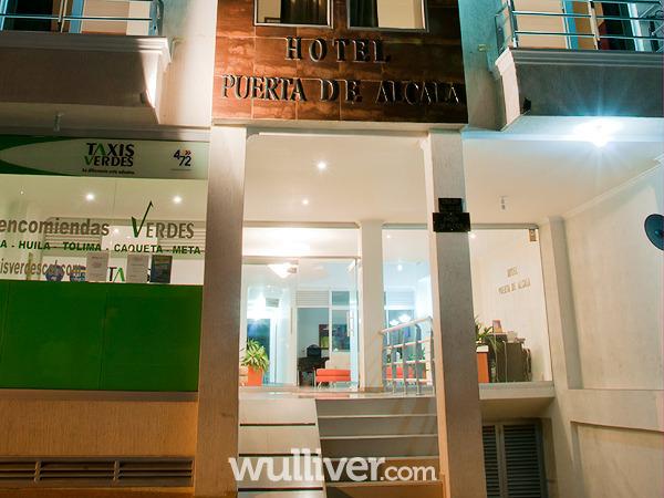 Hotel puerta de alcal en villavicencio - Hotel puerta de alcala ...