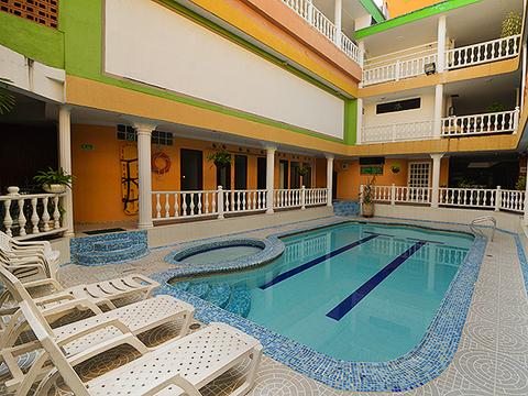 Resultado de imagen para hotel napolitano villavicencio