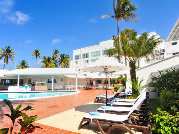 Hotel casablanca san andr s en san andr s isla for Hotel casa blanca san andres