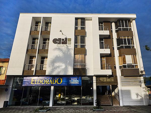 Baño Japones Granada:Granada Plaza Hotel en Yopal (Casanare)