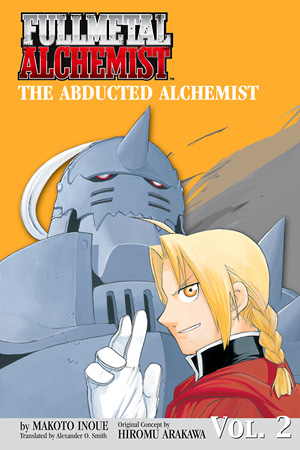 The Abducted Alchemist