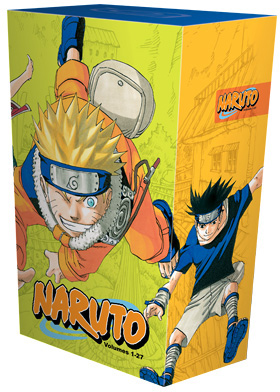Volumes 1 - 27 (Box Set)