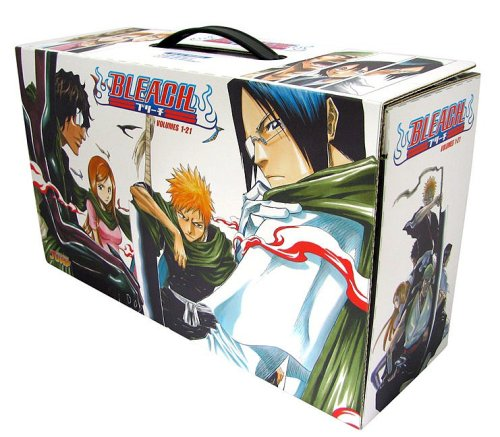 Volumes 1 - 21 (Box Set)